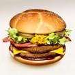 ダイエットにハンバーガー?