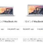 薄くて軽いMacBook Airを検討中のWindows初心者~初級ユーザーの皆さんへ